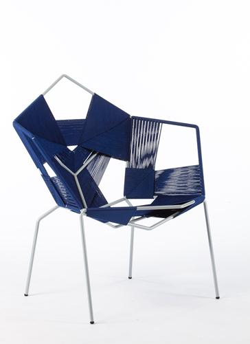 כסא COD Blue בעיצוב רמי טריף. צילום: עודד אנטמן. כל הזכויות שמורות לרמי וריף שולחן DIWAN בעיצוב רמי טריף. צילום: יעלי גבריאלי. כל הזכויות שמורות לרמי טריף ©