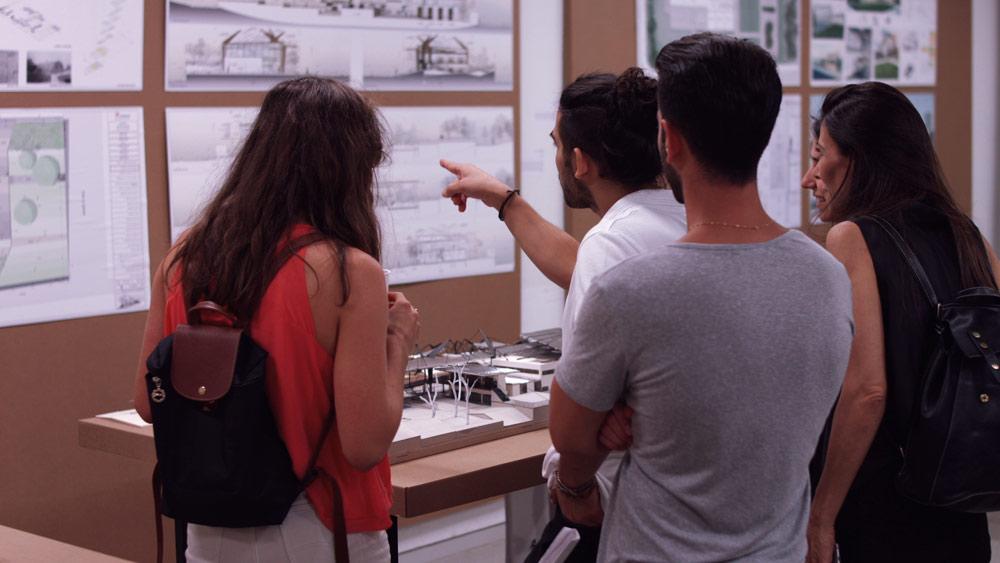 לימודי אדריכלות בשנקר הנדסאים