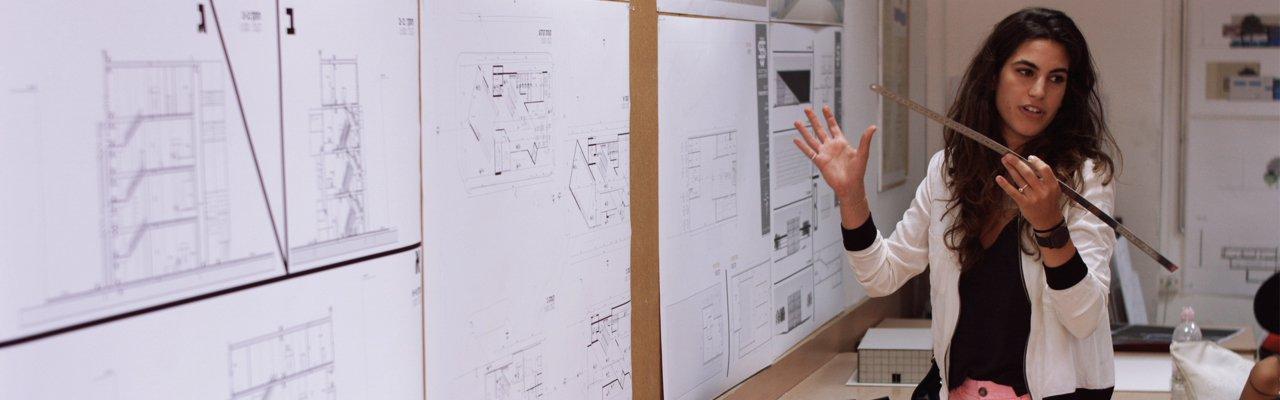 שנקר הנדסאים - לימודי תעודה, לימודים לתואר הנדסאי