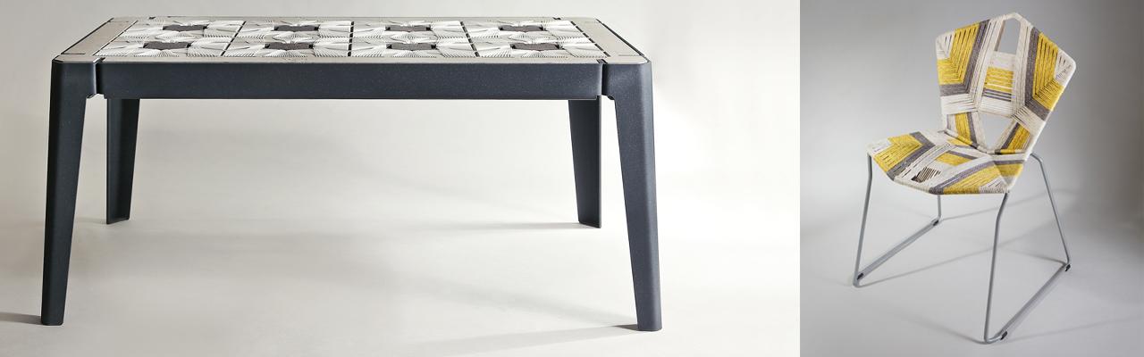 שולחן של רמי טריף - קורס עיצוב ריהוט בשנקר הנדסאים