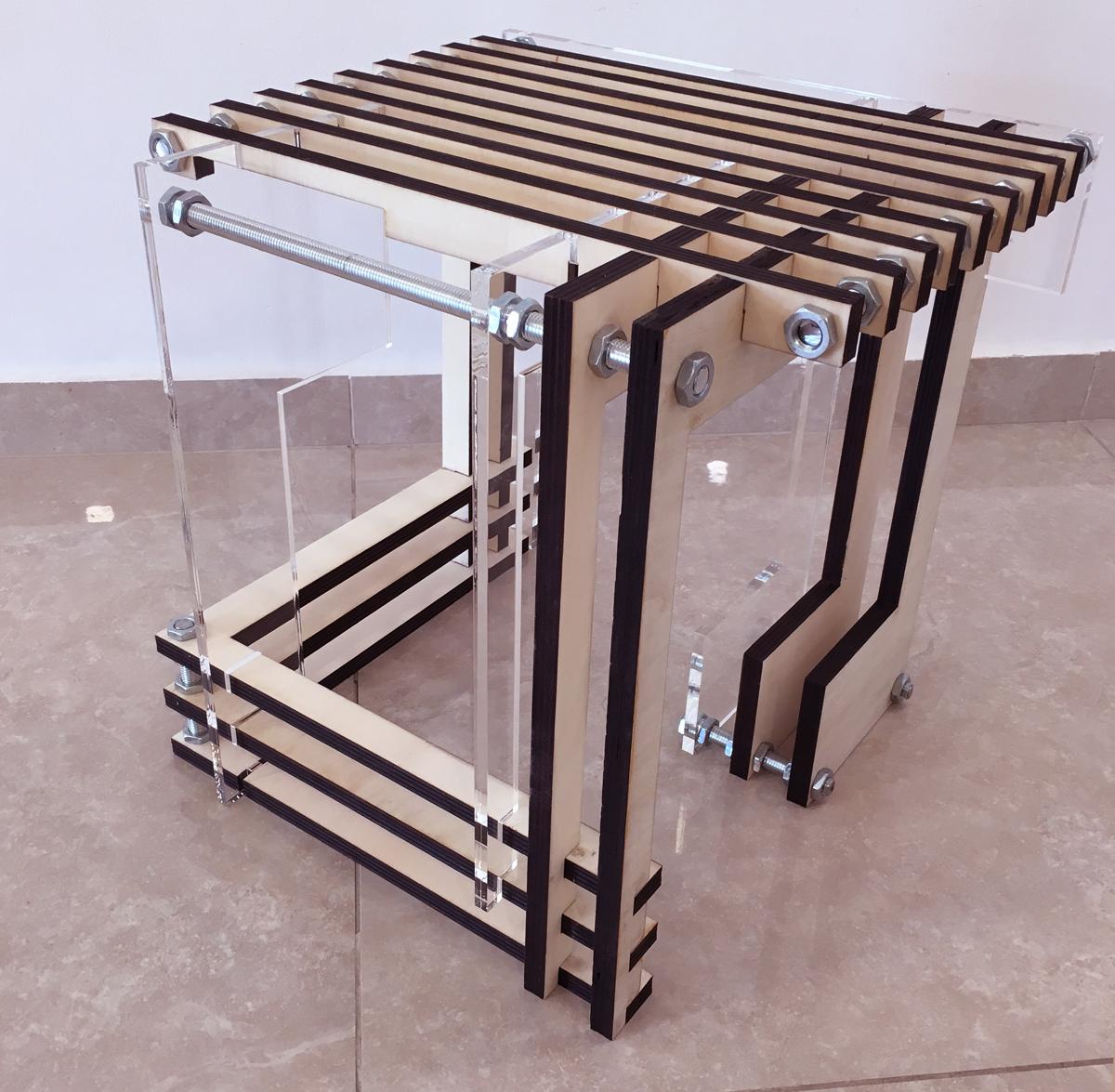 הנדסאי אדריכלות ועיצוב פנים מעצבים רהיטים - המכללה הטכנולוגית שנקר הנדסאים