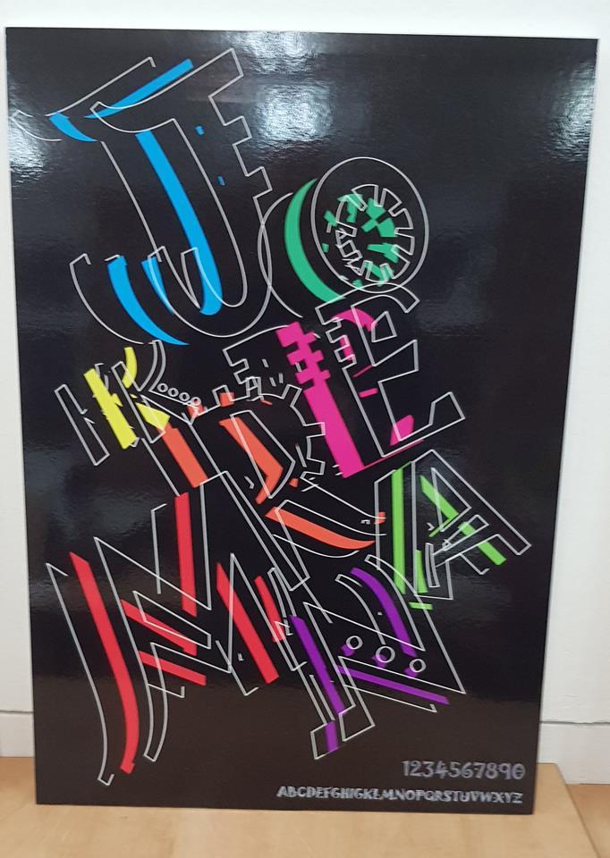 עבודות סטודנטים קורס עיצוב גרפי - שנקר הנדסאים
