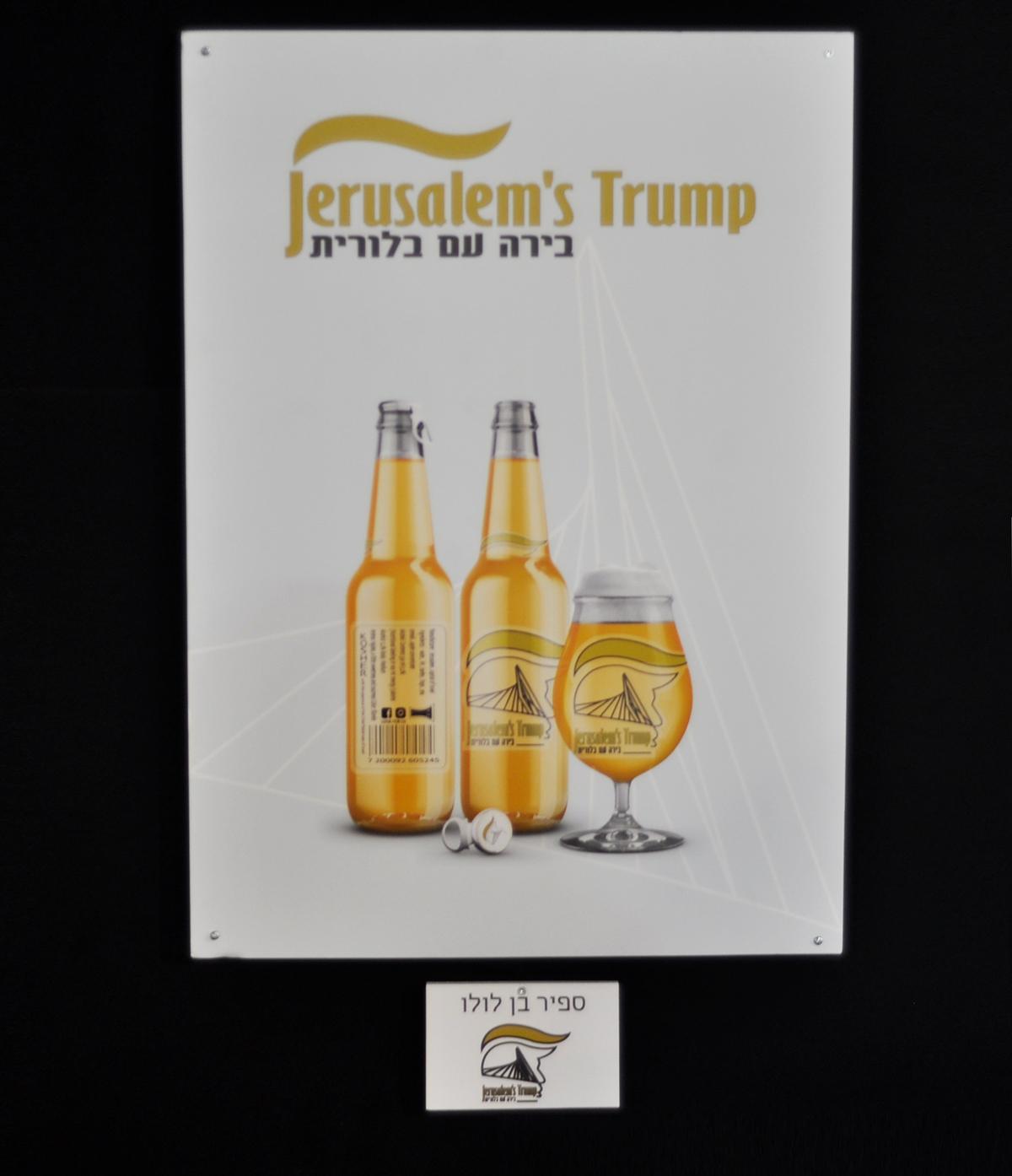 עבודה של ספיר בן לולו בפסטיבל הבירה ירושלים - שנקר הנדסאים
