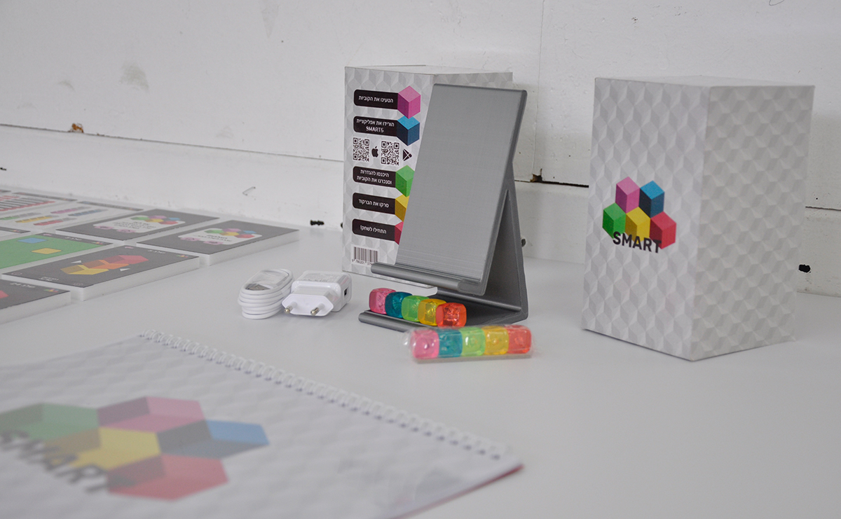 הנדסאי עיצוב מדיה מעצבים 5 אבנים - שנקר הנדסאים