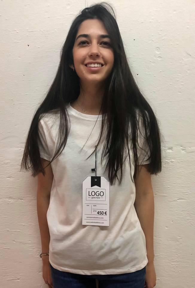 חולצת טי שירט מעוצבת - סטודנטים לעיצוב מדיה של שנקר הנדסאים
